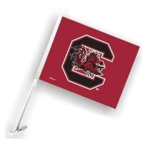 South Carolina Gamecocks USC NCAA Car Flag