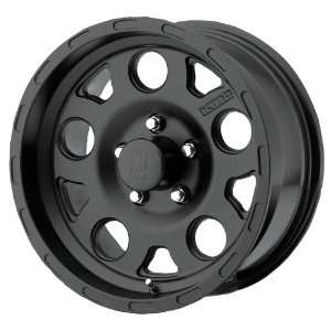 16x8 KMC XD Enduro (Matte Black) Wheels/Rims 8x165.1 (XD12268080700)