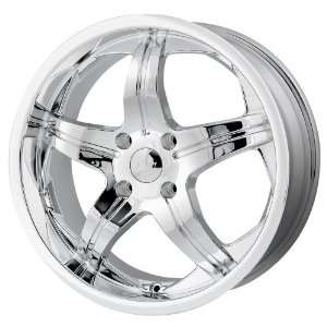 17x7 MPW Style MP107 (Chrome) Wheels/Rims 5x114.3 (MP107