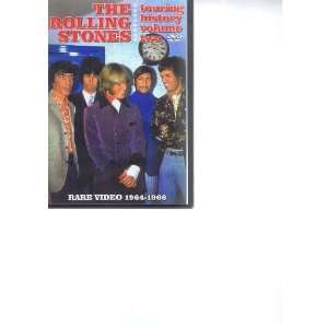 The Rolling Stones Touring History Volume Two Rare Videos