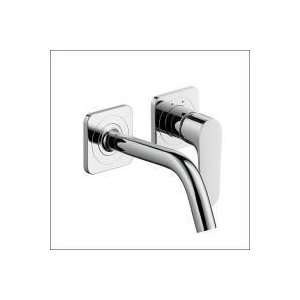 Hansgrohe 34116 Wall Mounted Single Handle Faucet
