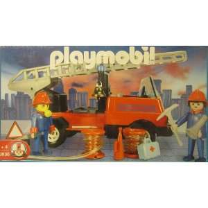 Playmobil Vintage Fire Truck (3936) Toys & Games