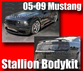 05 06 07 08 09 Ford Mustang AIT Body Kit Stallion GT