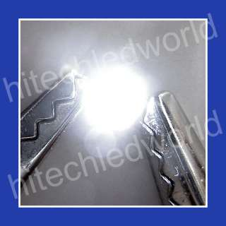 100p SMD SMT 0805 Bright White LED Lamp Light 2700mcd