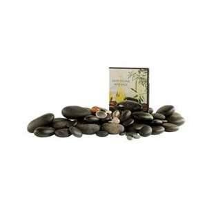 Deluxe Hot Stone Set with Chakra with an Amazing Ability