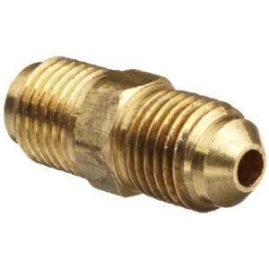 Anderson Metals Brass Tube Fitting, Union, 3/8 x 3/8 Flare
