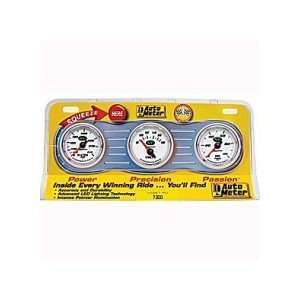 Auto Meter 7201 C2 3 Gauge Interact Pack Automotive