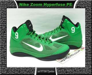 Nike Zoom Hyperfuse High Top XDR 9 Rajon Rondo PE Green White Black US