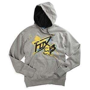 Fox Racing Acension Hoody   Medium/Heather Graphite