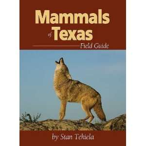 Mammals of Texas Field Guide [Perfect Paperback] Stan