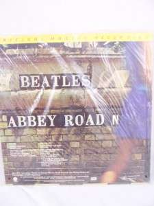 Beatles ABBEY ROAD Album LP SEALED MFSL Mobile Fidelity