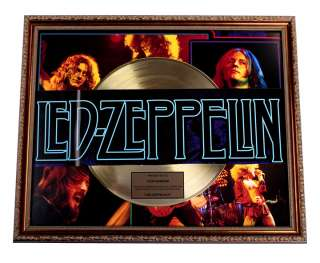 Led Zeppelin IV Gold Record Award non Riaa   To John Bonham lp