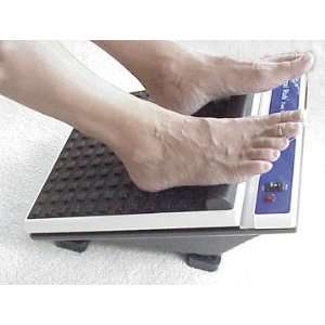 Rub Deep Vibration Foot Massager Platform   Heavy Duty Foot Massage