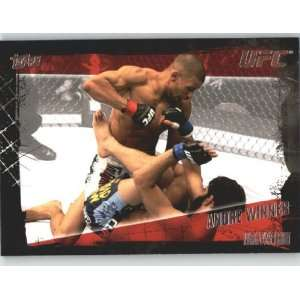 2010 Topps UFC Trading Card # 115 Andre Winner (Ultimate Fighting