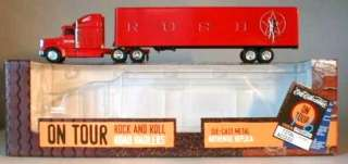 RUSH On Tour Ertl Die Cast Metal Semi Truck 1996 NEW