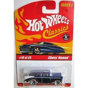 Hot Wheels Classics Series 1 Chevy Nomad 16 of 25 Toys & Games