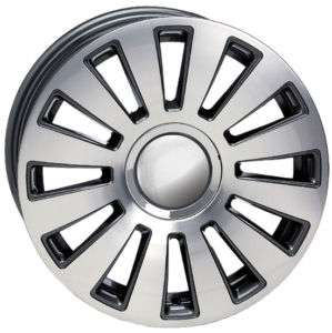 AUDI VW CHROME ALLOY WHEEL CENTRE CAP A8 S8 RS8 RS4 147