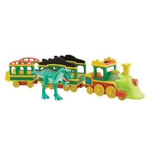 Dinosaur Train 3 Car Train w/Sound and Lights Collector