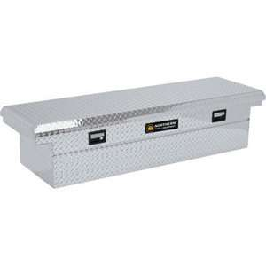 INDUSTRIAL DIAMOND PLATE 70 CROSSBED LOW PROFILE TRUCK BOX