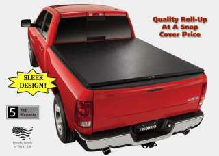 Truxedo TruXport Soft Roll Up Tonneau Cover Ford F250 F350 Super Duty
