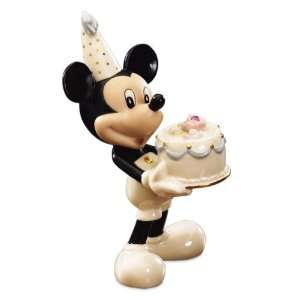 Lenox Mickeys Happy Birthday To You  June