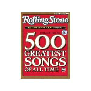 Rolling Stone Magazines 500 Greatest Songs of All Time
