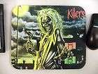 iron maiden killers mousepad eddie 666 heavy metal returns not