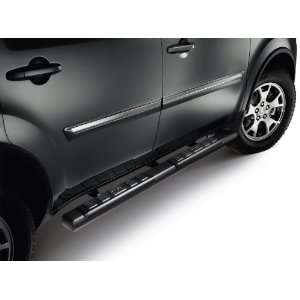 2009 2012 Honda Pilot OEM Black Side Steps Automotive