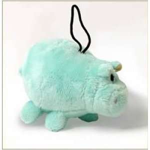 Aspen Pet Booda Pudgies Hippo Small Dog Toy