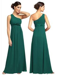 Bridesmaid 9 colors wedding formal prom evening gown dress AU 8 20
