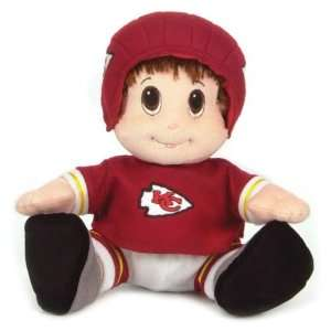 BSS   Kansas City Chiefs NFL Plush Team Mascot (9)