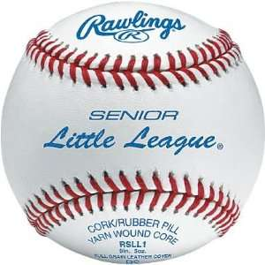 Rawlings Senior Little League Baseball Dozen   Baseballs