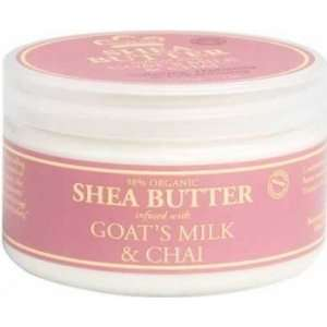Nubian Heritage Shea Butter Infused with Goats Milk and