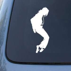 MICHAEL JACKSON SILHOUETTE   Vinyl Decal Sticker #A1623  Vinyl Color