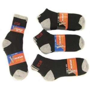 Womens Crew Cotton Sports Socks Case Pack 240 Everything