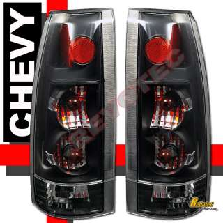 88 98 CHEVY GMC TRUCK TAIL LIGHTS 89 90 92 94 95 96 97