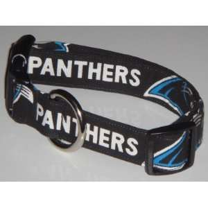 NFL Carolina Panthers Football Dog Collar Large 1