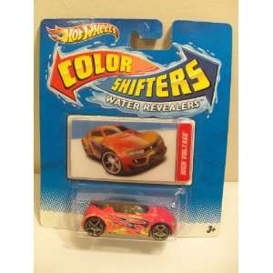 2011 Hot Wheels Color Shifters Water Revealers Series High Voltage