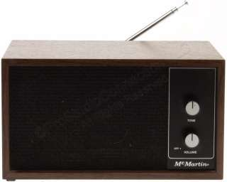 McMartin TR E5B FM SCA Crystal Controlled Off Air Talking Book