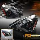 RED Nissan Altima Coupe LED interior KIT 2008 2010