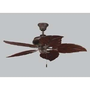 Air Pro Cobblestone Ceiling Fan With Carved Blades