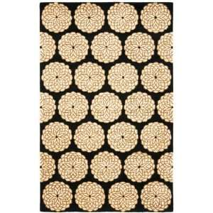 Safavieh Rodeo Drive RD952A BLACK / WHITE 5 X 8 Area Rug