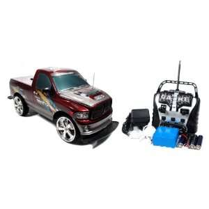Dodge Ram Street Scene 18  Electric RTR RC Truck Toys & Games