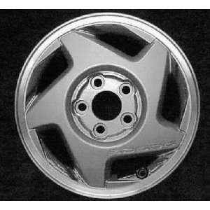 91 93 DODGE STEALTH ALLOY WHEEL RH RIM 15 INCH, Diameter 15, Width 6.5