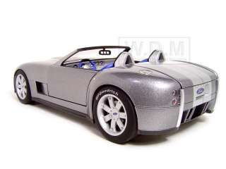 FORD SHELBY CONCEPT SILVER LTD.ED. 118 AUTOART MODEL