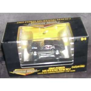 American Muscle 1969 Ford Mustang Mach I 164 Diecast