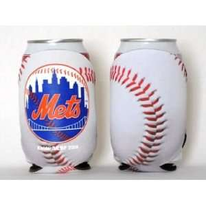 New York Mets Baseball Can Coolie