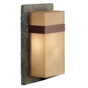 Kenroy Lighting 70506SL Sacramento 1 Light Outdoor Wall Lighting in