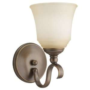 Sea Gull Parkview Bathroom Sconce   6W in. Russet Bronze