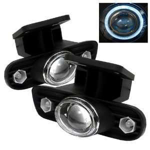 GMC Sierra / GMC Yukon Projector Clear Fog Lights
